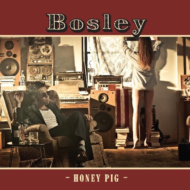 Bosley HONEY PIG Vinyl Record