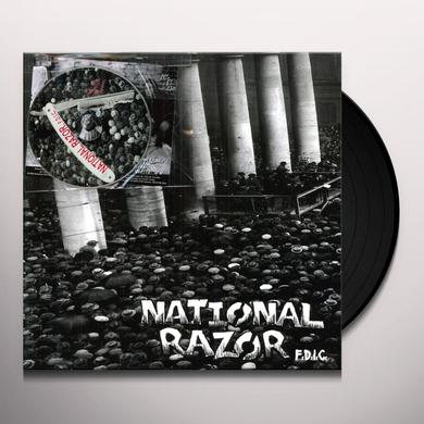 National Razor FDIC Vinyl Record