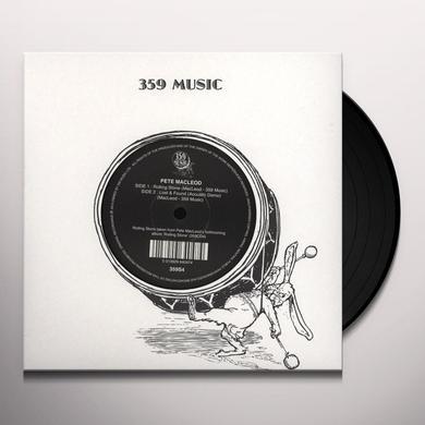 Pete Macleod ROLLING STONE Vinyl Record