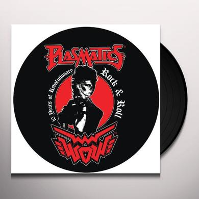 Wendy O Williams & Plasmatic 10 YEARS OF REVOLUTIONARYROCK & ROLL Vinyl Record - Picture Disc