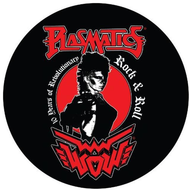 Wendy O Williams & Plasmatic 10 YEARS OF REVOLUTIONARYROCK & ROLL Vinyl Record