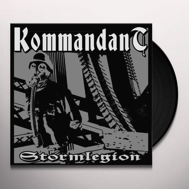 Kommandant STORMLEGION Vinyl Record