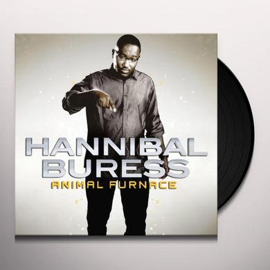 Hannibal Buress ANIMAL FURNACE Vinyl Record