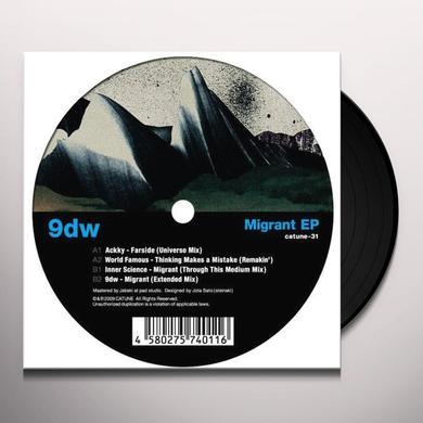 9Dw MIGRANT EP Vinyl Record