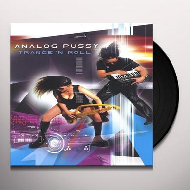 Analog Pussy TRANCE N ROLL VINYL Vinyl Record