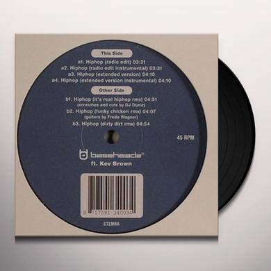 Baseheadz HIPHOP Vinyl Record