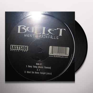Bullet WHEN THE REIGN FALLS Vinyl Record