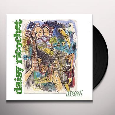 Daisy Ricochet NEED Vinyl Record