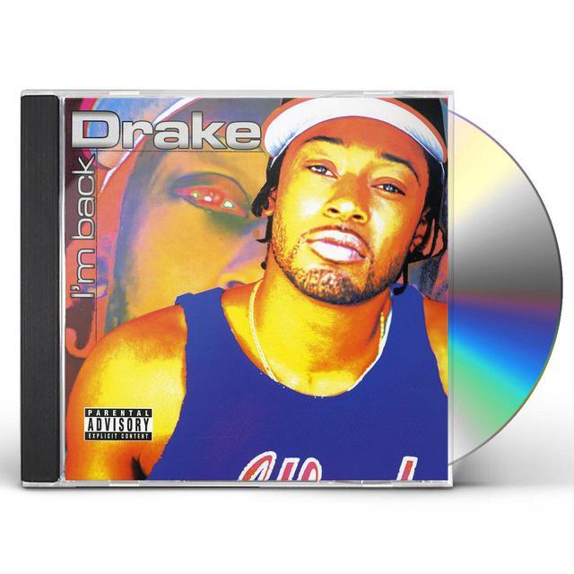Drake IM BACK CD