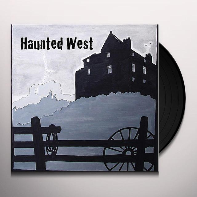 HAUNTED WEST EP Vinyl Record