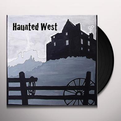 HAUNTED WEST EP Vinyl Record