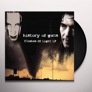 History Of Guns FLASHES OF LIGHT Vinyl Record