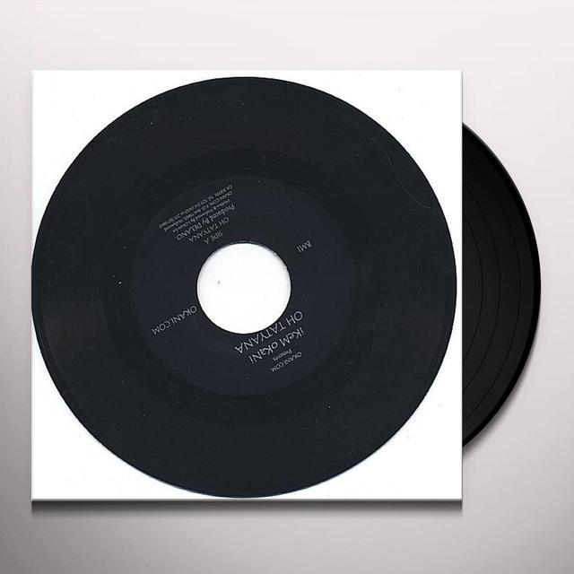 Ikem Okani OH TATYANA Vinyl Record