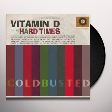 Vitamin D HARD TIMES Vinyl Record