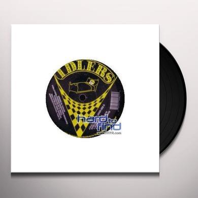 J.V.C. Force INTRO TO DANCE Vinyl Record