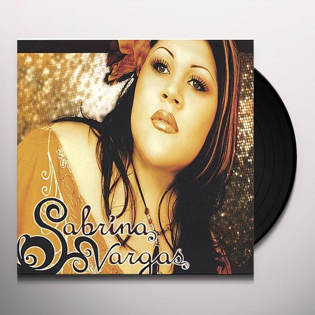 Sabrina Vargas SELF-TITLED LP Vinyl Record