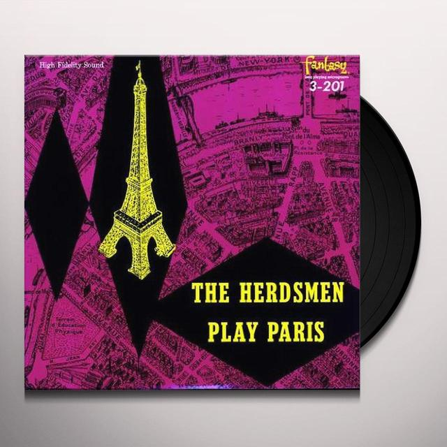 HERDSMEN PLAY PARIS / VARIOUS Vinyl Record