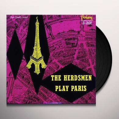 HERDSMEN PLAY PARIS / VARIOUS Vinyl Record