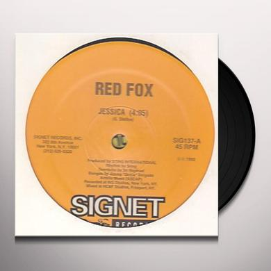 Red Fox JESSICA/CRAB LOUSE Vinyl Record