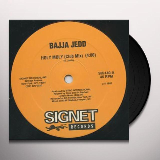 Bajja Jedd HOLY MOLY Vinyl Record