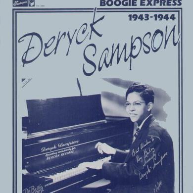 Deryck Sampson BOOGIE EXPRESS Vinyl Record