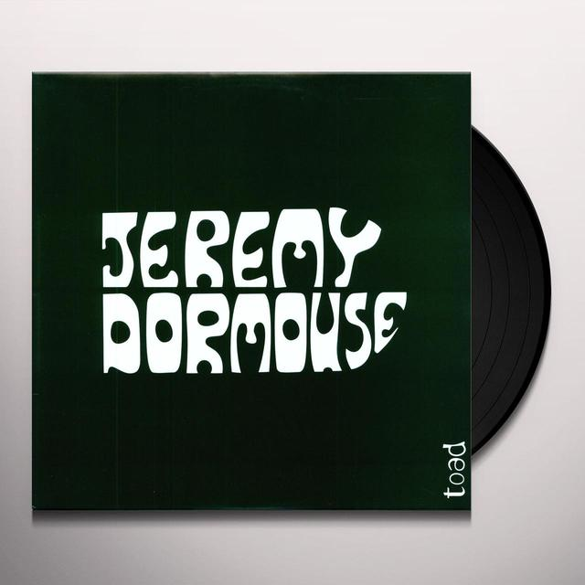 Jeremy Dormouse TOAD Vinyl Record