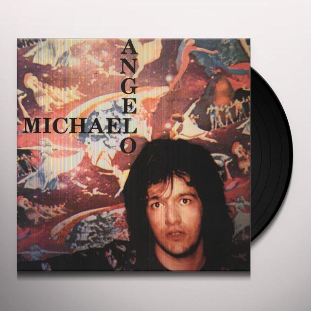 Michaelangelo GUINN ALBUM Vinyl Record