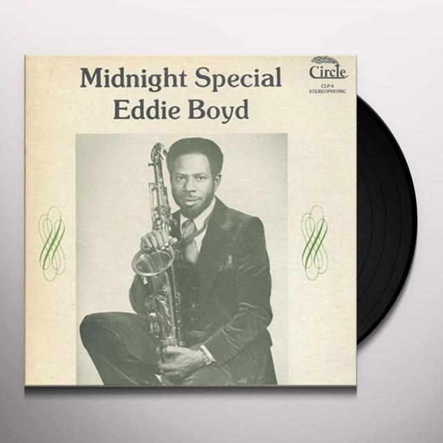 Eddie Boyd MIDNIGHT SPECIAL Vinyl Record