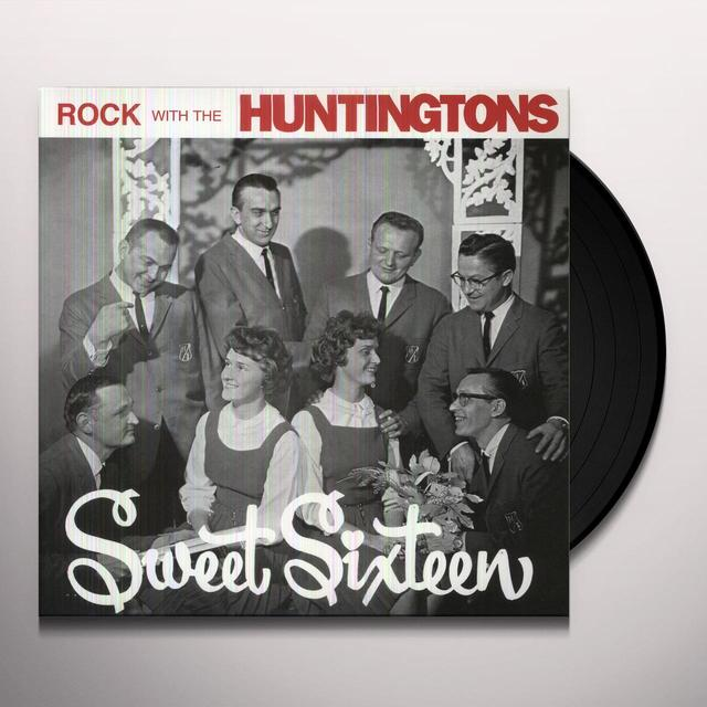 Huntingtons SWEET SIXTEEN Vinyl Record