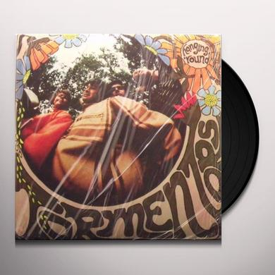 Tormentors HANGING ROUND Vinyl Record