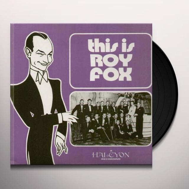 THIS IS ROY FOX Vinyl Record
