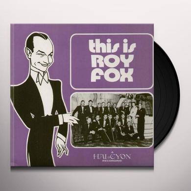 THIS IS ROY FOX Vinyl Record