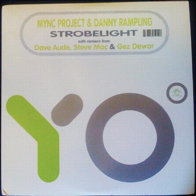Mync Project / Danny Rampling STROBELIGHT Vinyl Record