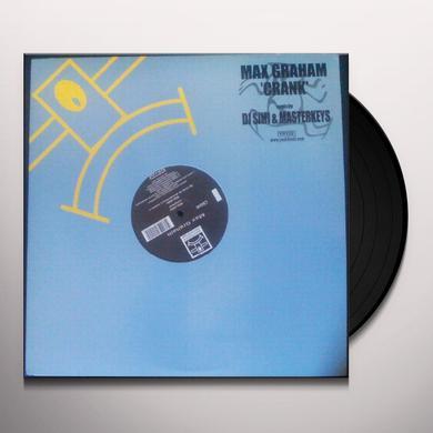 Max Graham CRANK Vinyl Record