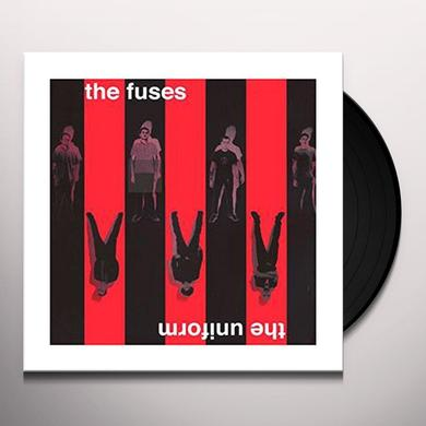 Fuses & Uniform IN LOVE WITH ELECTRICITY Vinyl Record