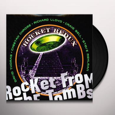 Rocket From The Tombs ROCKET REDUX Vinyl Record