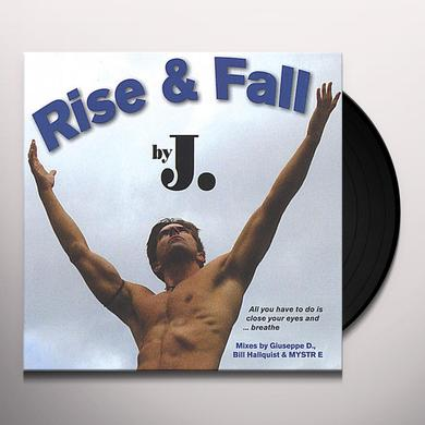 J. RISE & FALL Vinyl Record