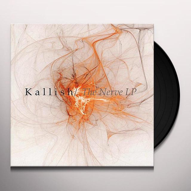 Kallish NERVE Vinyl Record