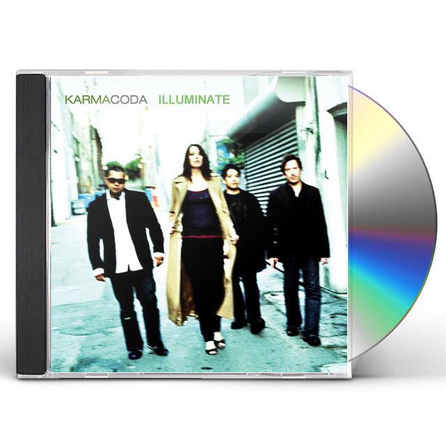 Karmacoda ILLUMINATE CD
