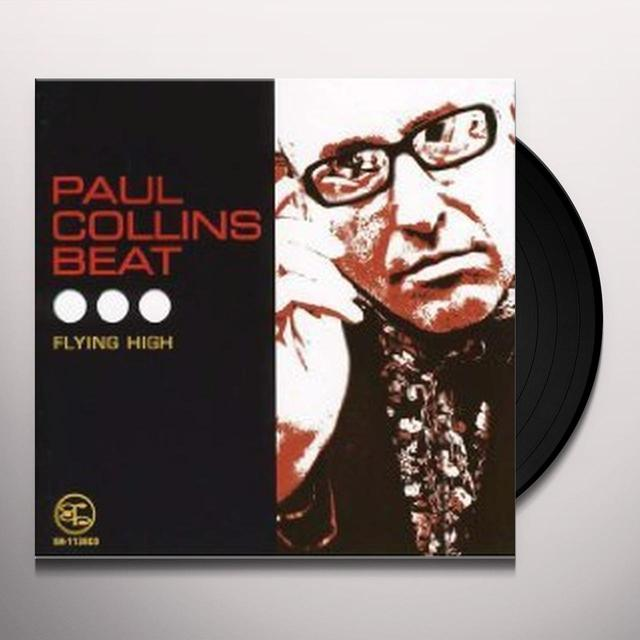 Paul Collins FLYING HIGH Vinyl Record