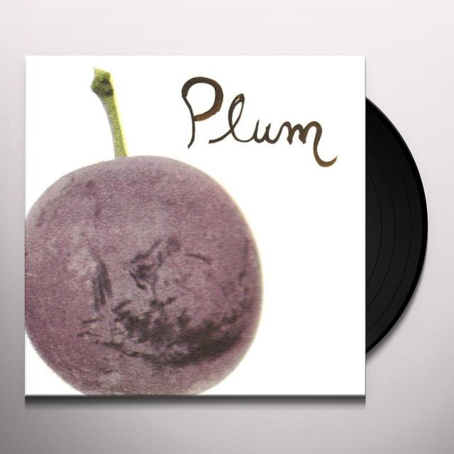 Compilation Rock PLUM Vinyl Record