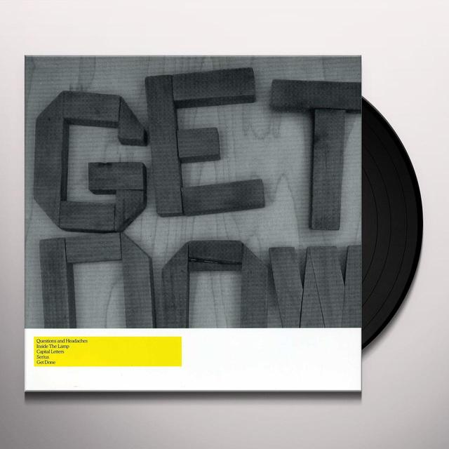 GET DOWN Vinyl Record