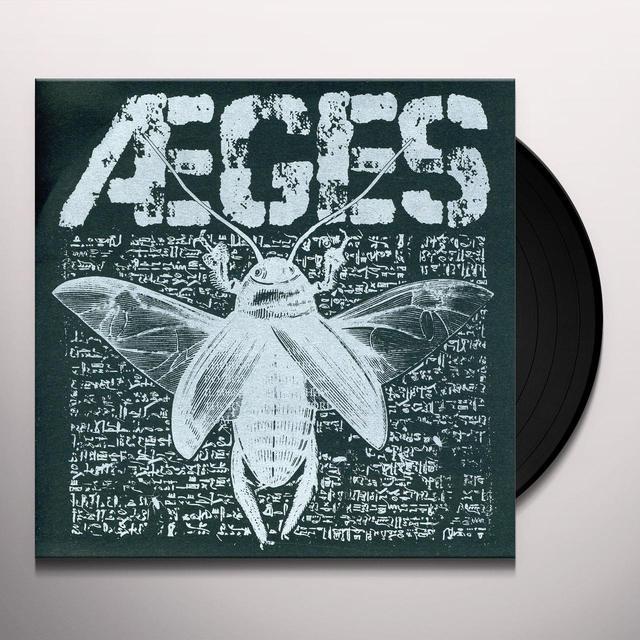 Aeges ROACHES Vinyl Record