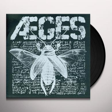 Aeges ROACHES Vinyl Record
