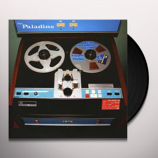 Paladins WICKED / SHOULD HAVE BEEN DREAMIN Vinyl Record