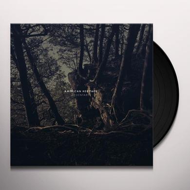 American Heritage SEDENTARY Vinyl Record