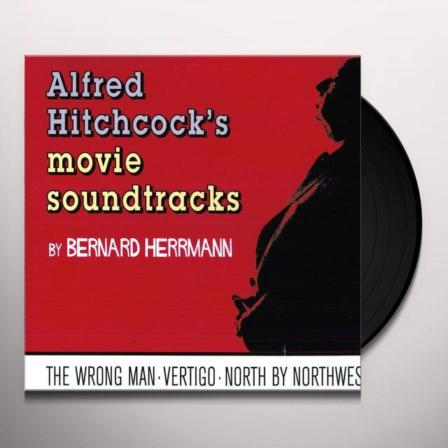 ALFRED HITCHCOCK'S MOVIE / O.S.T. Vinyl Record