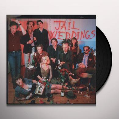 Jail Weddings INCONVENIENT DREAMS Vinyl Record