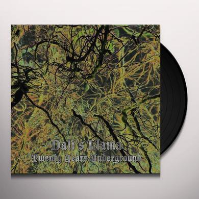Dali'S Llama TWENTY YEARS UNDERGROUND Vinyl Record