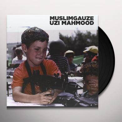 Muslimgauze UZI MAHMOOD Vinyl Record